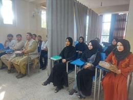 Lớp học 'bình thường mới' ở Afghanistan dưới thời Taliban
