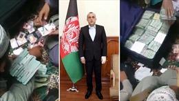 Taliban phát hiện kho vàng khổng lồ trong nhà cựu Phó Tổng thống Afghanistan
