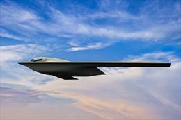 Mỹ tăng tốc sản xuất 'sát thủ' ném bom tàng hình B-21