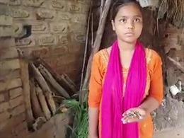 Kỳ lạ bé gái 15 tuổi ở Ấn Độ khóc ra sỏi đá