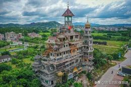 Người nông dân chi 52 tỉ đồng để xây tòa nhà kỳ lạ nhất Trung Quốc