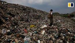 Indonesia đau đầu giải quyết 'núi' rác thải y tế COVID-19