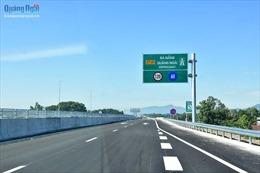 Thông xe cao tốc Đà Nẵng - Quảng Ngãi đánh thức tiềm năng kinh tế miền Trung