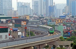Đường sắt trên cao Cát Linh – Hà Đông đã 8 lần 'lỡ hẹn'