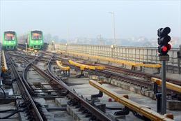 Chính phủ tiếp tục chỉ đạo tháo gỡ khó khăn cho các dự án đường sắt đô thị