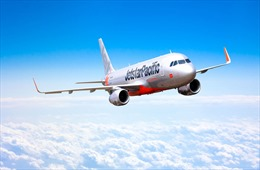 Jetstar Pacific tặng hành lý ký gửi miễn cước cho khách đi máy bay