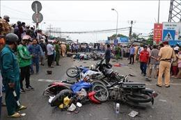 Lái xe container gây tai nạn thảm khốc ở Long An đối diện với án phạt cao nhất 15 năm tù