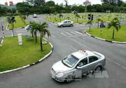 Lắp camera giám sát hoạt động sát hạch bằng lái xe