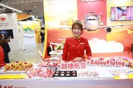 Vietjet khuyến mại lớn các đường bay đến Việt Nam nhân Triển lãm Du lịch Đài Bắc 2019