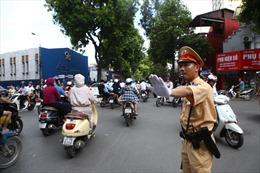 Phân luồng giao thông phục vụ Lễ Quốc tang nguyên Chủ tịch nước Lê Đức Anh