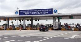 Tổng số phí thu các trạm BOT giao thông đạt gần 5.666 tỷ đồng