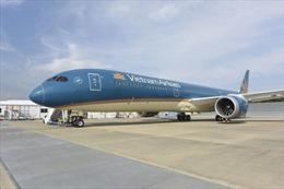 Siêu máy bay Boeing 787-10 Dreamliner bay thẳng gần 12.000 km có mặt tại Việt Nam