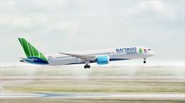 Bamboo tặng 1 năm bay miễn phí cho đội tuyển bóng đá Việt Nam dự SEA Games 30