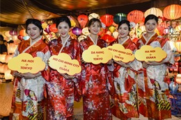 Vietjet tri ân 100 triệu hành khách 'Bay khắp Châu Á, Săn máy bay 1 kg vàng'