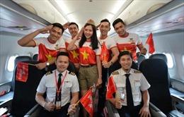 Ban huấn luyện đội bóng nữ SEA Games và người thân của các cầu thủ được bay miễn phí