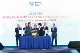 Phú Long với MJ Group phát triển dịch vụ chăm sóc sức khỏe, sắc đẹp