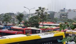 Bến xe tăng 10% lượng khách, kiểm soát chặt vận tải qua camera giám sát