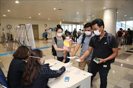 Quy trình kiểm dịch tại sân bay có lỏng lẻo?