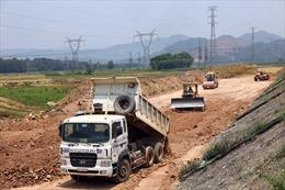 Cao tốc Bắc Nam hoàn thành giải phóng mặt bằng được 81%