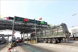 Từ 0 giờ ngày 15/8 cân kiểm tra tải trọng xe tự động thí điểm trên quốc lộ 5