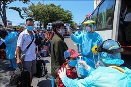 Khôi phục hoạt động vận tải hành khách đi/đến Đà Nẵng từ 0 giờ ngày 7/9