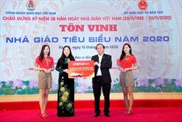 Tri ân Nhà giáo, Vietjet tặng vé bay khắp Việt Nam cho các thầy cô giáo tiêu biểu