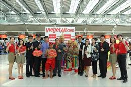 Vietjet khai trương đường bay mới đến Surat Thani và công bố thêm đường bay mới tại Thái Lan