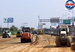 Dồn lực đếm lùi ngày thông tuyến cao tốc Trung Lương - Mỹ Thuận
