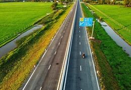 Tuyến đường bộ Lộ Tẻ-Rạch Sỏi xuyên miền Tây đi vào khai thác