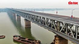 Kiểm soát tải trọng xe qua cầu Thăng Long