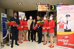 'Bay chất' với chuyến bay may mắn đầu năm cùng Vietjet