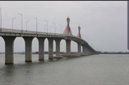 Cho phép phương tiện lưu thông qua cầu Cửa Hội dịp Tết Nguyên đán