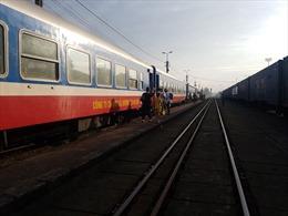 Đường sắt tiếp tục giảm 30% giá vé và tăng cường phòng dịch