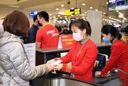Cùng Vietjet bay an toàn suốt tháng Tết với vé siêu khuyến mãi chỉ từ 0 đồng