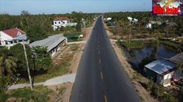 Quốc lộ 53 Trà Vinh - Long Toàn chạy 'nước rút' cán đích