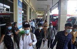 Bộ Giao thông vận tải thực hiện nghiêm các biện pháp phòng chống dịch COVID-19