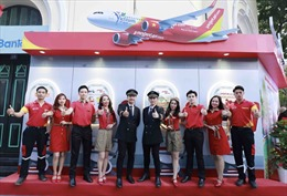Vietjet tham gia lễ hội kích cầu du lịch Hà Nội năm 2021