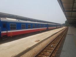 Đường sắt gỡ khó khi bị lỗ nặng vì dịch COVID-19