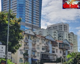 'Nhếch nhác' khu đô thị kiểu mẫu Trung Hòa - Nhân Chính sau quy hoạch 10 năm