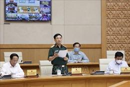 Tổng hợp COVID-19 ngày 17/8: Quân đội bảo đảm lực lượng quân y tham gia chống dịch cho Hà Nội và các tỉnh phía Bắc
