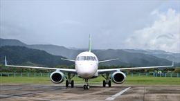 Bamboo Airways bay thử nghiệm thành công tới sân bay Điện Biên