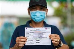 Xét nghiệm thần tốc SARS-CoV-2 tại các xã, phường thuộc quận Tân Bình và huyện Nhà Bè
