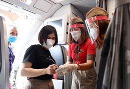 Vietjet miễn phí xét nghiệm COVID-19 cho hành khách khởi hành từ TP Hồ Chí Minh