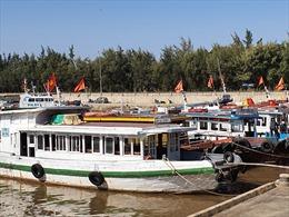 'Cứu' vận tải khách hàng hải từ bờ ra đảo
