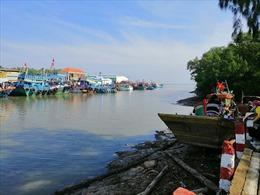 Khắc phục 'thẻ vàng' IUU: Giám sát chặt hành trình tàu cá
