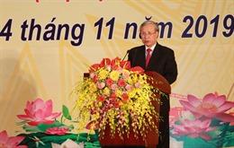 Kỷ niệm 110 năm ngày sinh đồng chí Hoàng Văn Thụ - Nhà lãnh đạo tiền bối tiêu biểu của Đảng và cách mạng Việt Nam