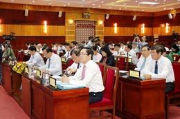Hội đồng Nhân dân tỉnh Tây Ninh thông qua 24 Nghị quyết quan trọng