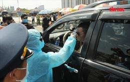 TP Hồ Chí Minh tiếp tục duy trì 62 chốt, trạm kiểm soát dịch bệnh đến ngày 22/4