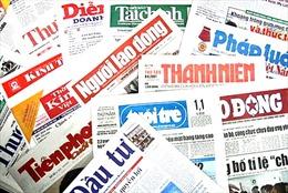Bình Định thực hiện sắp xếp các cơ quan báo chí trên địa bàn
