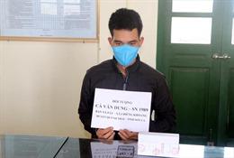 Bộ đội Biên phòng Nam Định bắt 1 đối tượng, thu giữ 4.000 viên ma túy tổng hợp